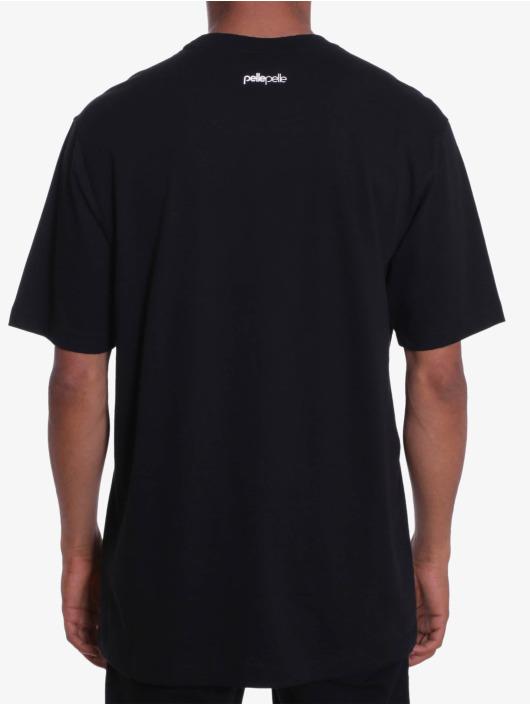 Pelle Pelle T-Shirt All Eyes On Me black