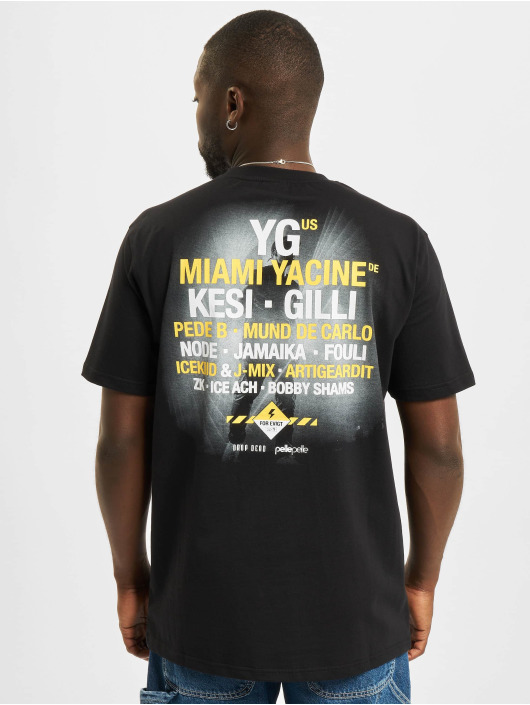 Pelle Pelle T-Shirt For Evigt black