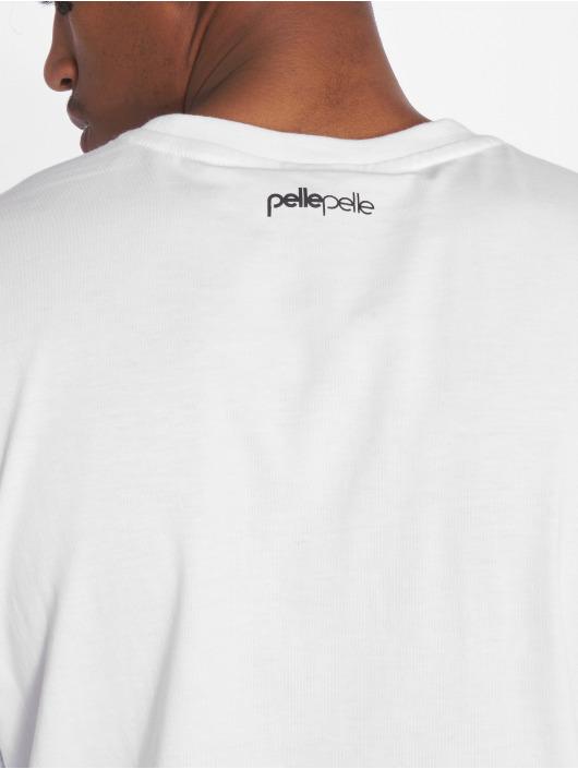 Pelle Pelle T-Shirt H.n.i.c Rip blanc