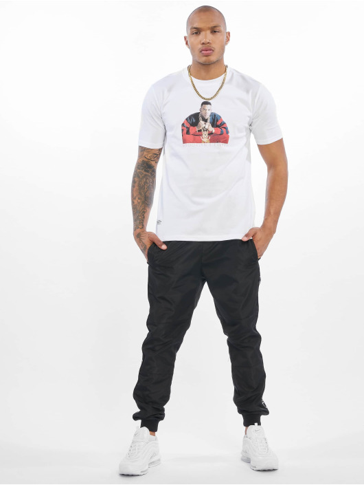 Pelle Pelle T-Shirt Brooklyn's Finest blanc