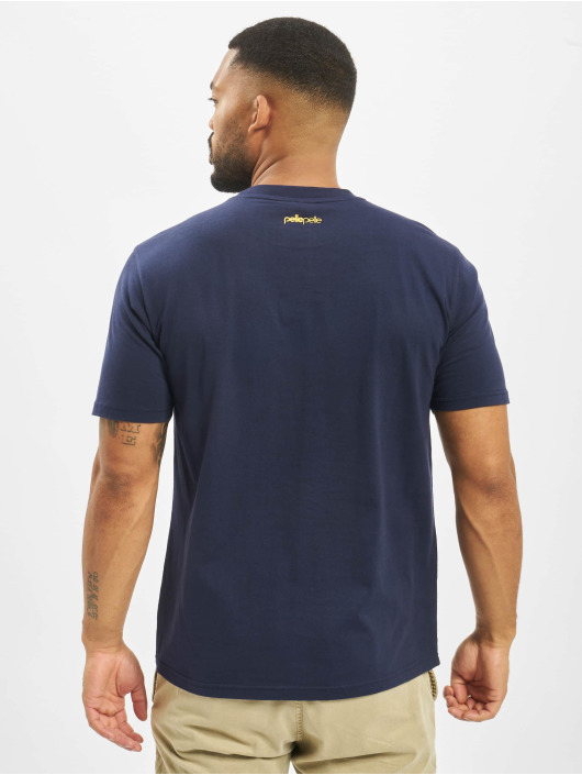 Pelle Pelle T-Shirt Freshman blau