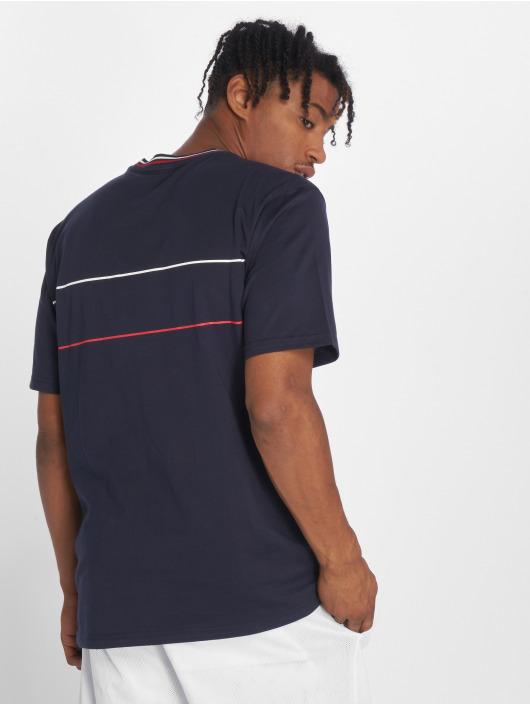 Pelle Pelle T-Shirt Linear bleu