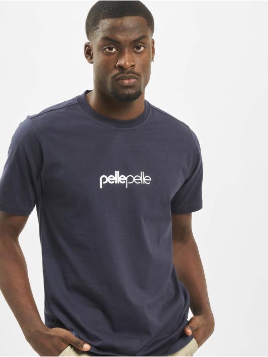Pelle Pelle T-shirt Core Portate blu