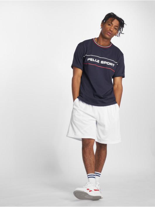 Pelle Pelle T-Shirt Linear blue