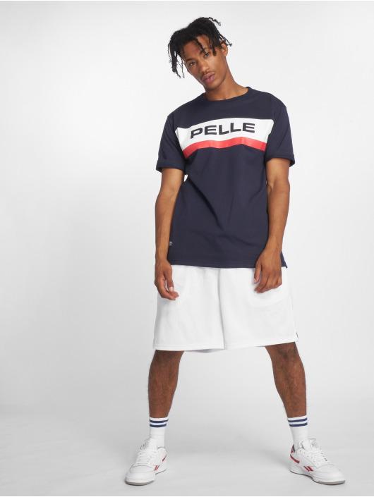 Pelle Pelle T-Shirt All The Way Up blue