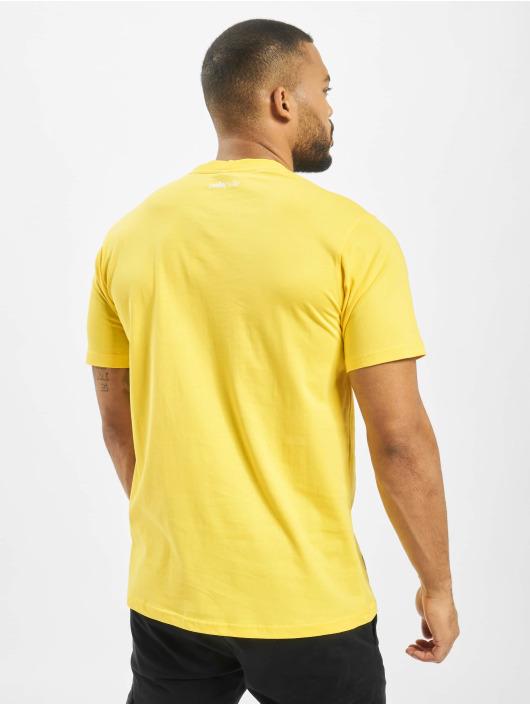 Pelle Pelle t-shirt Core Portate geel