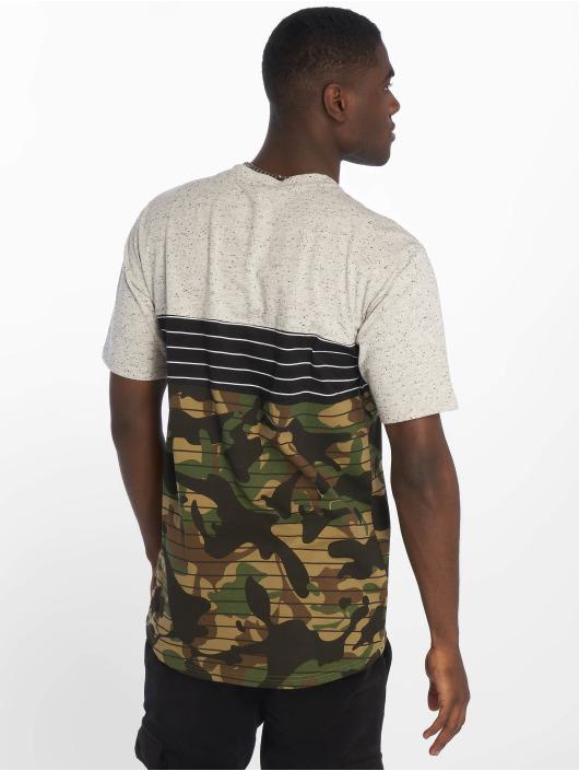 Pelle Pelle T-Shirt Camo gray