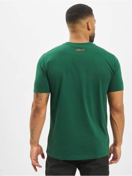 Pelle Pelle T-Shirt On Your Marks grün