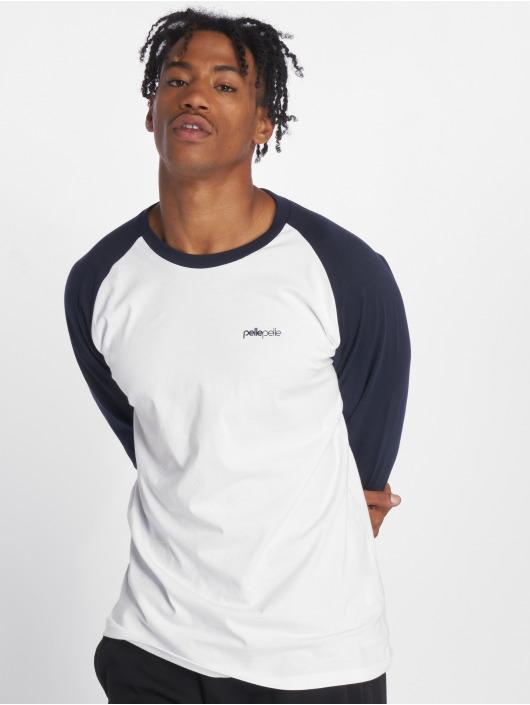 Pelle Pelle T-Shirt manches longues Core Ringer bleu