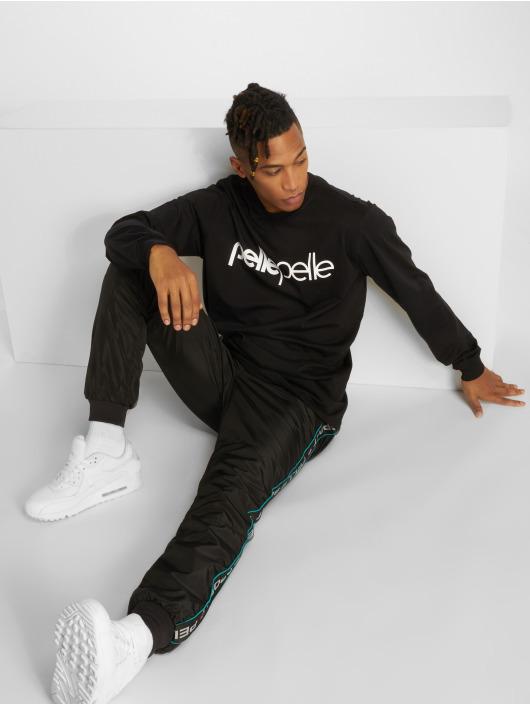 Pelle Pelle T-Shirt manches longues Back 2 The Basics noir