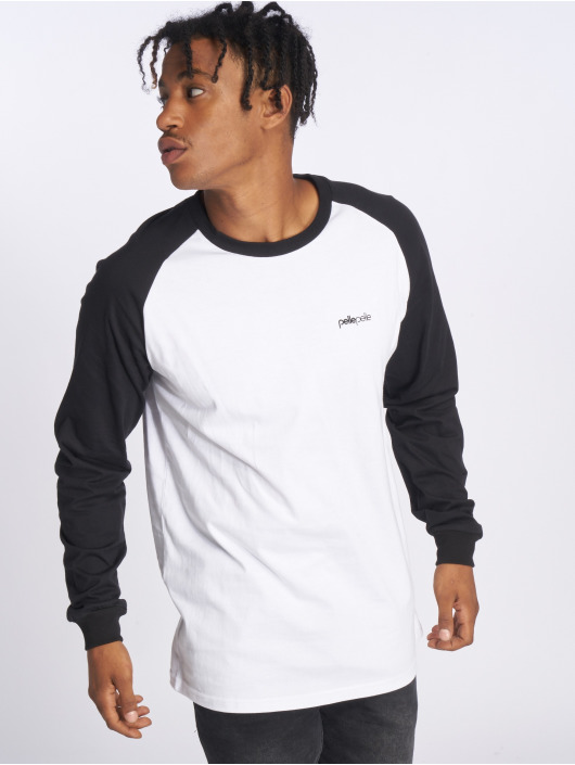 Pelle Pelle T-Shirt manches longues Core Ringer noir