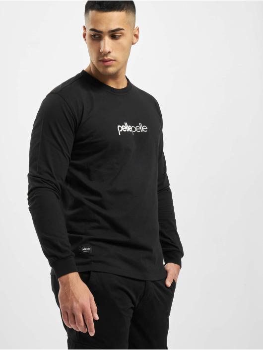 Pelle Pelle T-Shirt manches longues Core-Porate noir