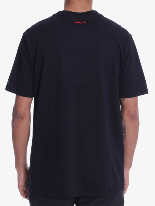 Pelle Pelle T-shirt Finish Line nero
