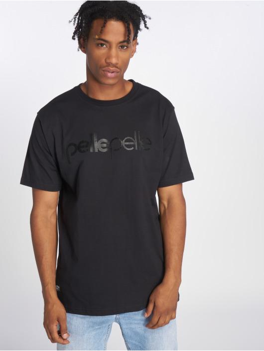 Pelle Pelle T-Shirt Corporate Dots noir