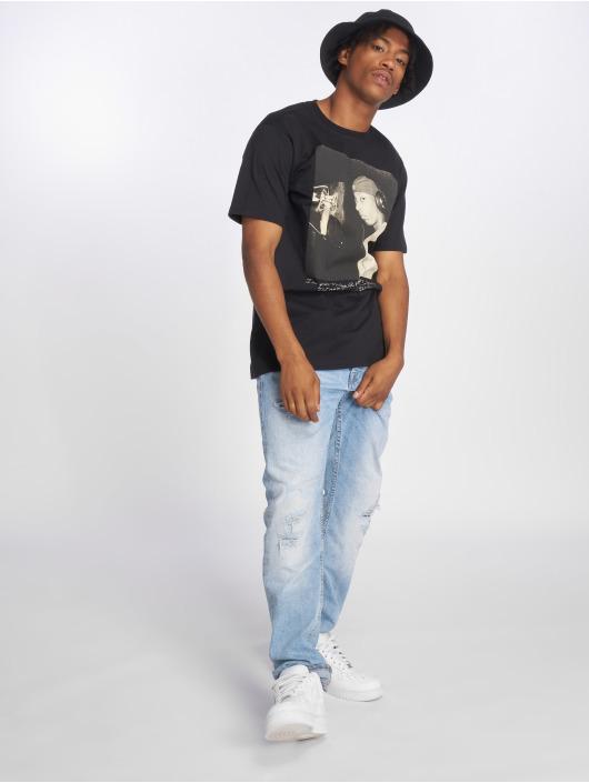 Pelle Pelle T-Shirt Ebonics noir