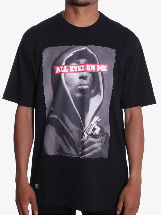 Pelle Pelle T-Shirt All Eyes On Me noir