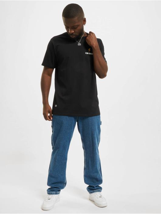 Pelle Pelle T-Shirt For Evigt noir