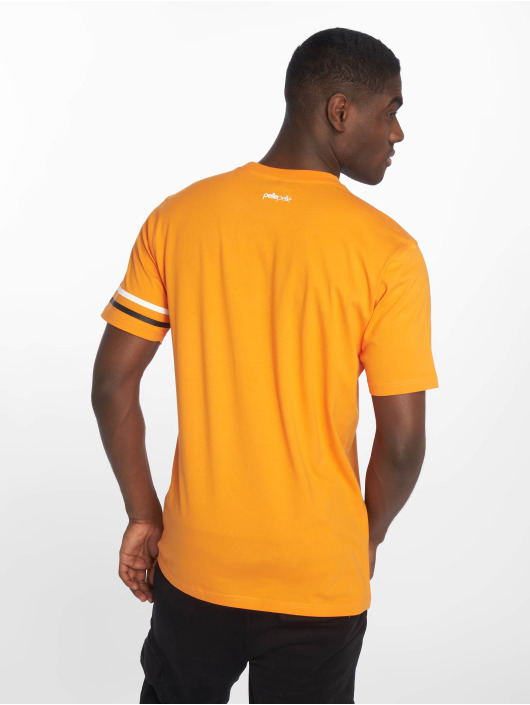 Pelle Pelle t-shirt No Competition oranje