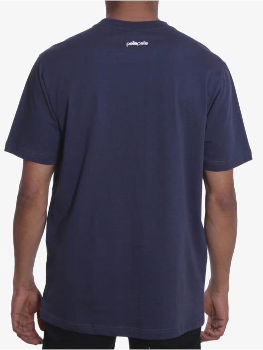 Pelle Pelle t-shirt Back 2 The Basics paars
