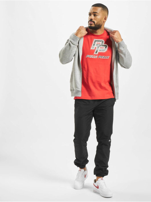 Pelle Pelle T-Shirt Hologram PP red