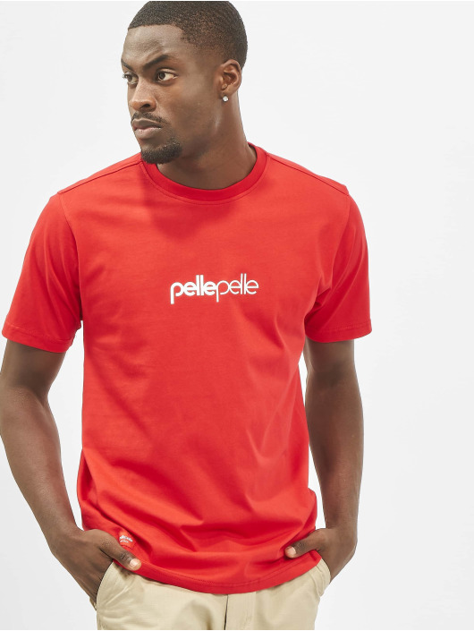 Pelle Pelle T-Shirt Core-Porate rot