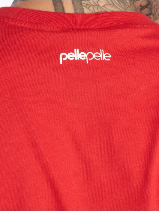 Pelle Pelle T-Shirt Back 2 The Basics rouge