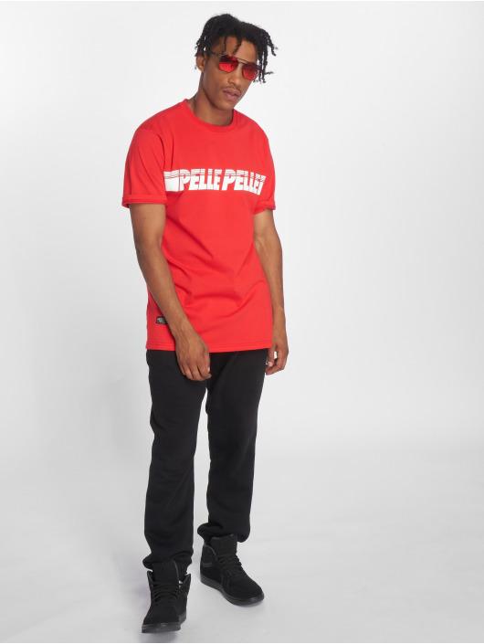 Pelle Pelle T-Shirt Sayagata Fast rouge