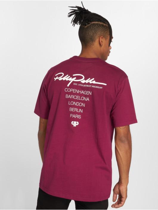 Pelle Pelle T-Shirt Signature rouge