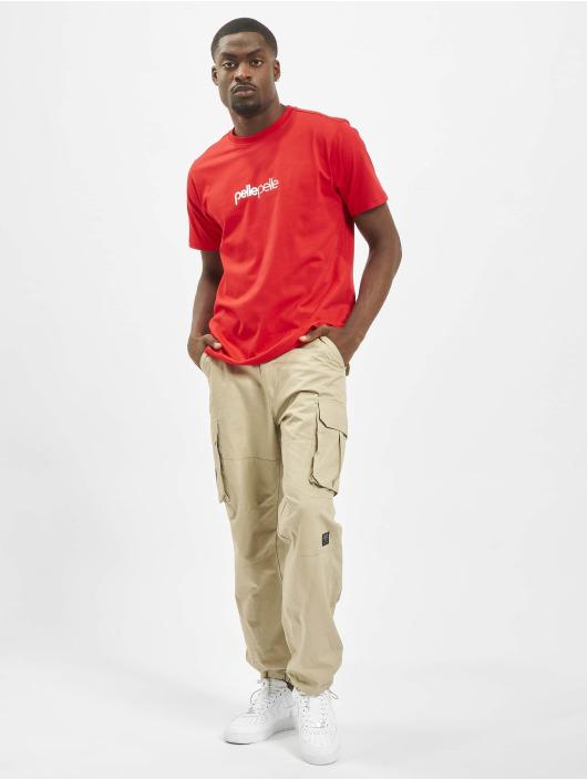 Pelle Pelle T-Shirt Core-Porate rouge