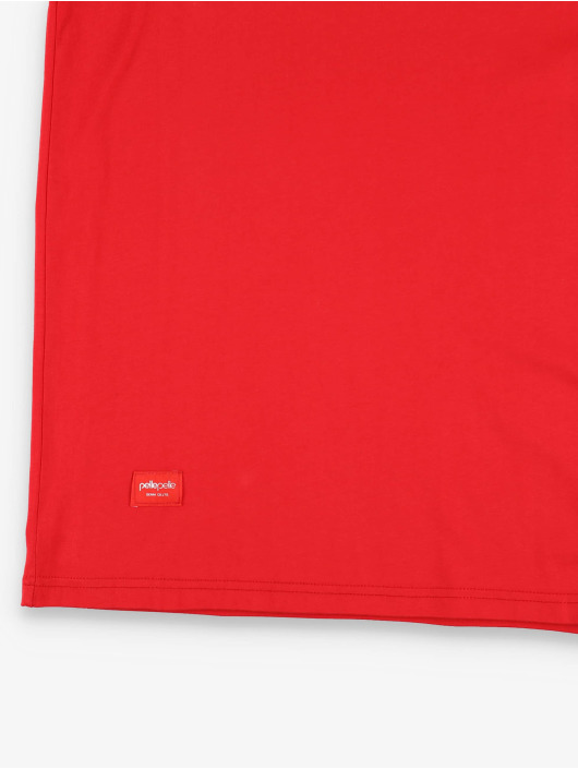 Pelle Pelle T-Shirt Corporate Dots rouge