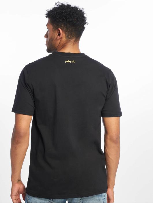 Pelle Pelle T-shirt Started From The Bottom svart