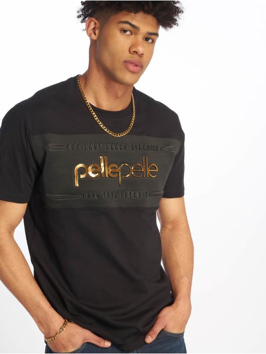 Pelle Pelle T-shirt Recognize svart