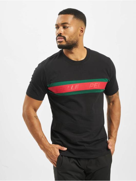 Pelle Pelle T-shirt Front 2 Back svart