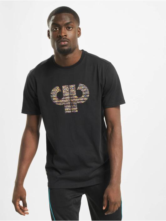 Pelle Pelle T-shirt Colorblind Icon svart