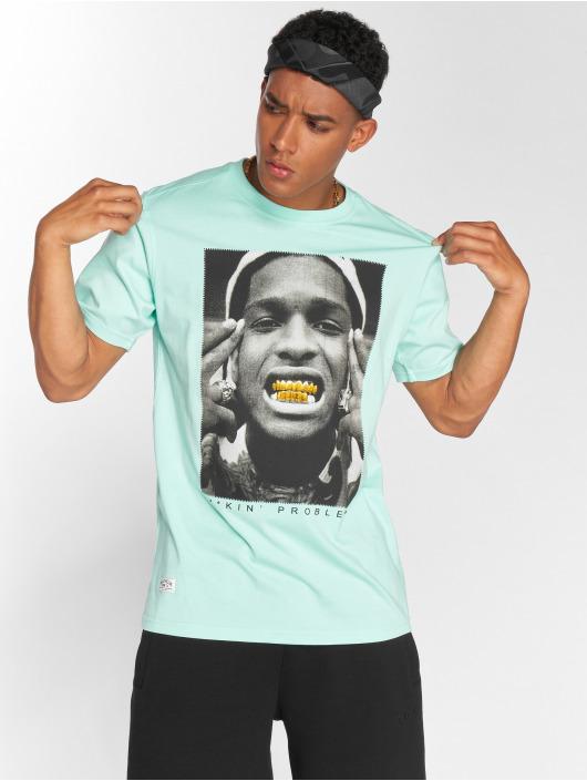 Pelle Pelle T-Shirt F**kin Problem vert