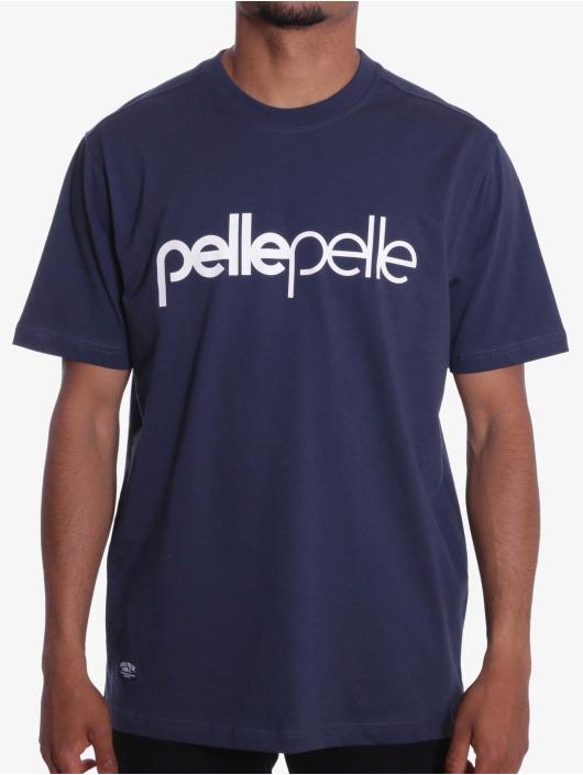 Pelle Pelle T-Shirt Back 2 The Basics violet