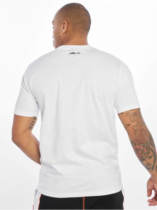 Pelle Pelle T-shirt Made You Look vit