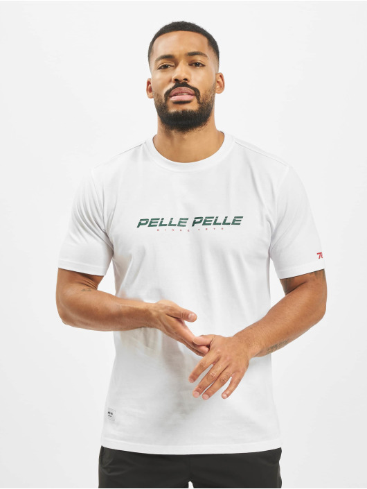 Pelle Pelle T-Shirt On Your Marks weiß