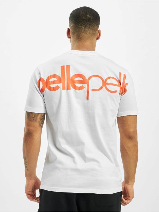 Pelle Pelle T-Shirt Big-Up Logo weiß
