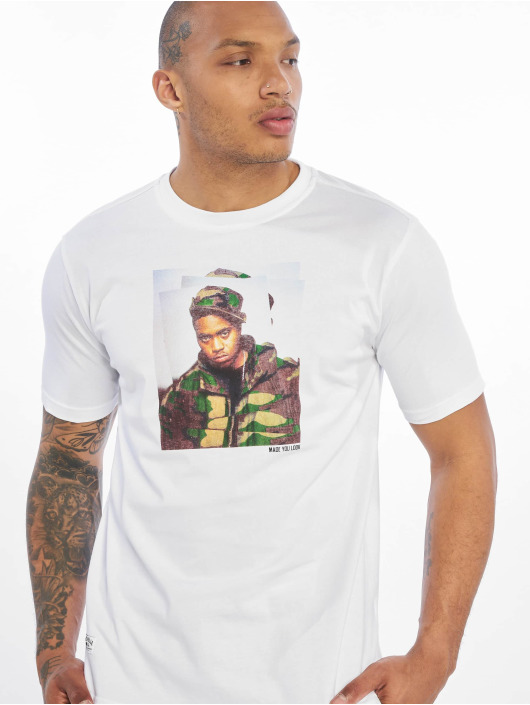 Pelle Pelle T-Shirt Made You Look white