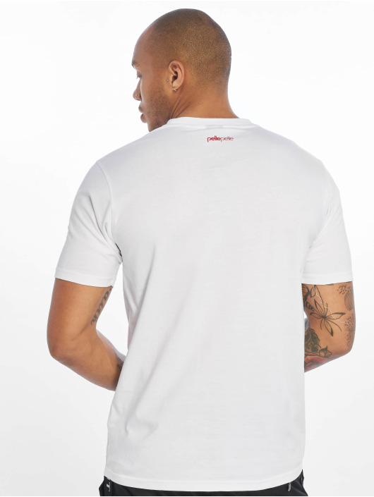 Pelle Pelle T-Shirt Brooklyn's Finest white