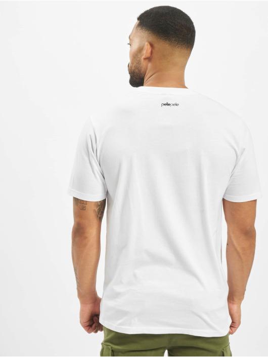 Pelle Pelle T-Shirt Confusion Logo white
