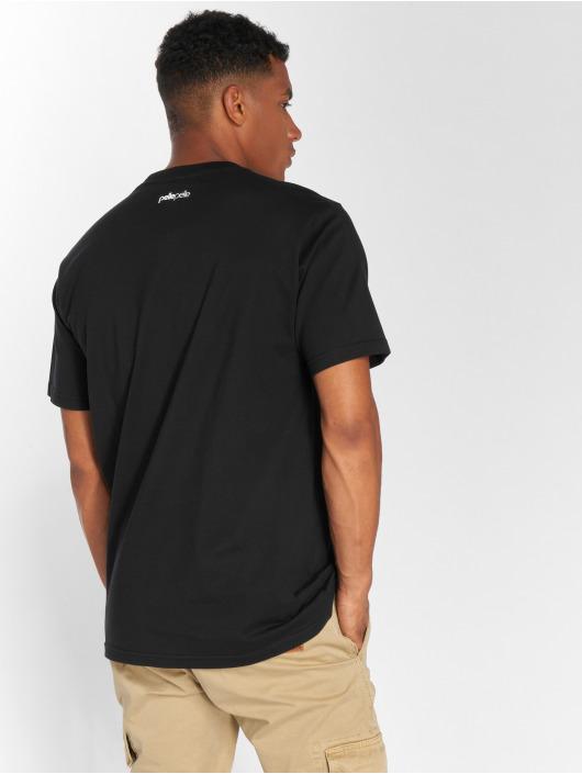 Pelle Pelle t-shirt Ye Good Times zwart