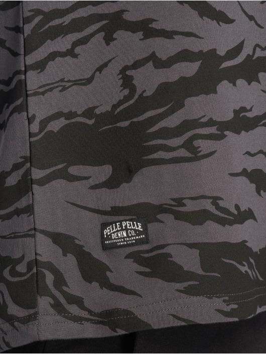 Pelle Pelle t-shirt Jungle Tactics zwart