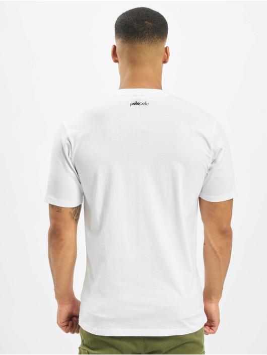 Pelle Pelle T-shirts Core-Porate hvid