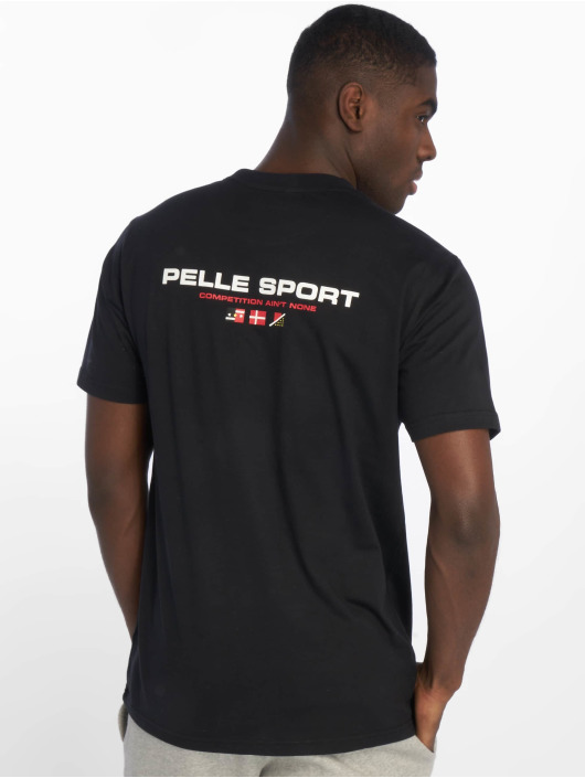 Pelle Pelle T-shirts Double Take sort