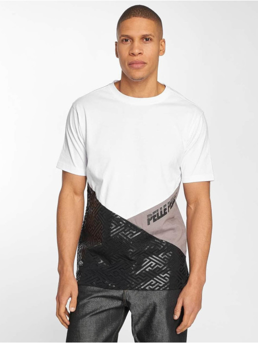 Pelle Pelle T-Shirty Sayagata Pointer bialy
