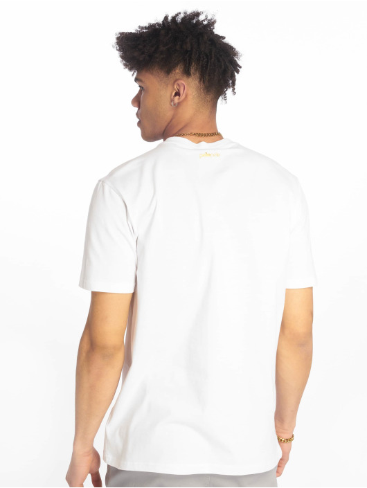 Pelle Pelle T-Shirty Recognize bialy