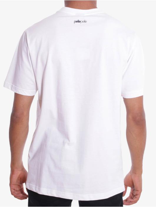 Pelle Pelle T-Shirty F**kin Problem bialy