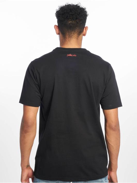 Pelle Pelle T-Shirty Brooklyn's Finest czarny